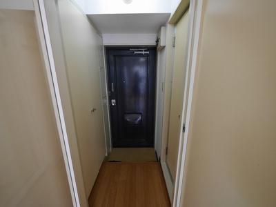 玄関です♪