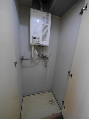 洗濯置き場です★