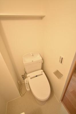 【トイレ】レジス大山