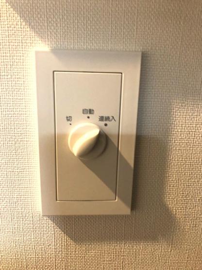 人感センサー付き玄関ライト