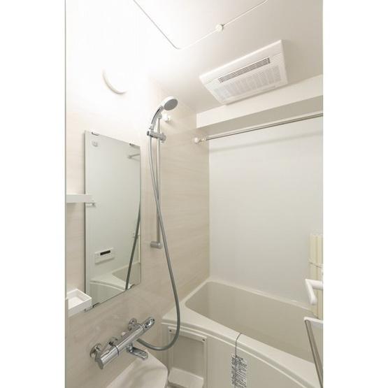 【浴室】シェフルール新御徒町Ⅰ