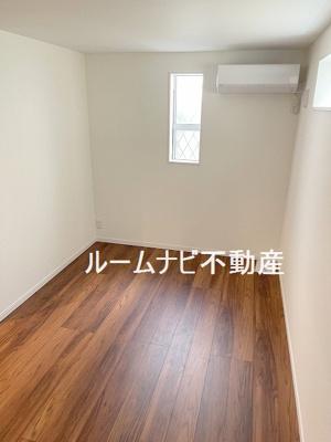 【寝室】千駄木2丁目一戸建て