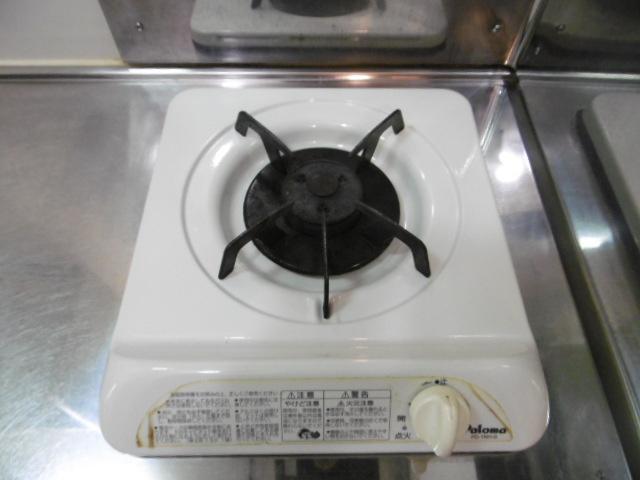 【キッチン】エステートピア黒沢Ⅱ