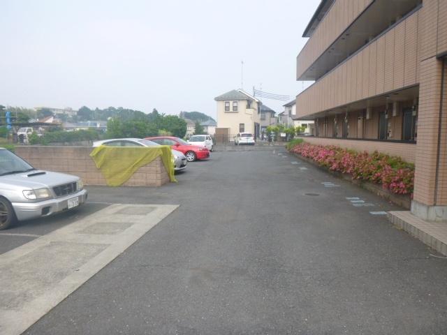 【駐車場】エステートピア黒沢Ⅱ