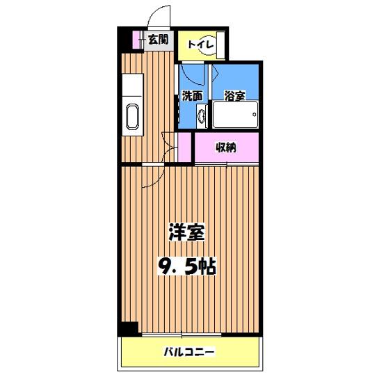 エステートピア黒沢Ⅱ