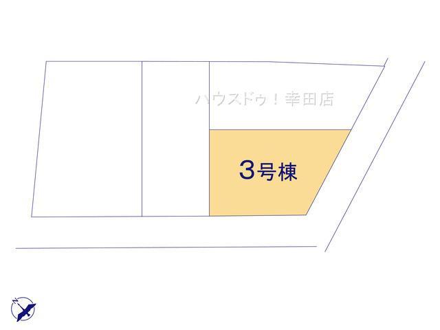 区画図 ※図面と異なる場合は現況を優先 2021-08-26