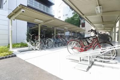 【駐車場】スワンズシティ新大阪ヴィーヴォ