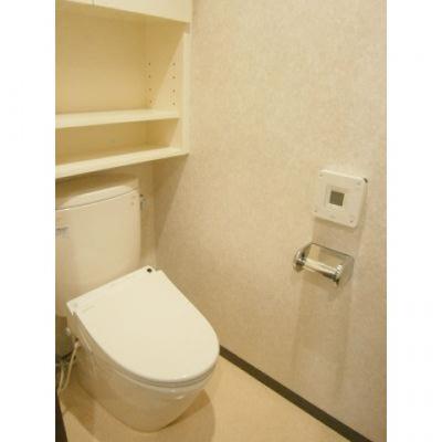 【トイレ】恵比寿ガーデンテラス壱番館