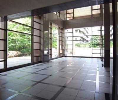 【エントランス】恵比寿ガーデンテラス壱番館