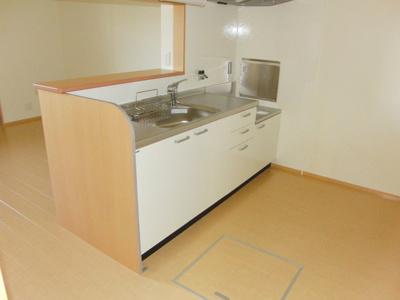 【キッチン】ラ・プリティモエ