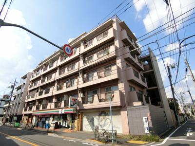 【外観】南高円寺コーポ