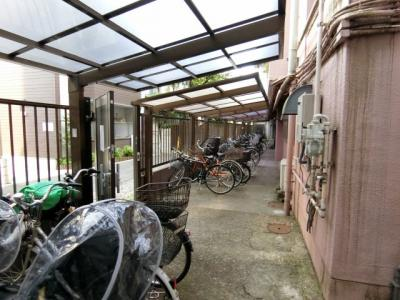 【駐輪場】南高円寺コーポ