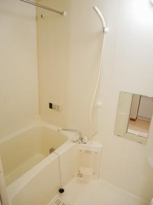【浴室】リュミエール・ソレールA