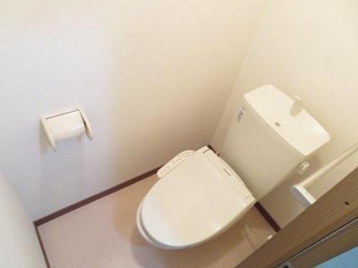【トイレ】メゾン卯の里C