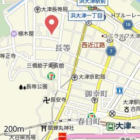 【地図】グレイス長等
