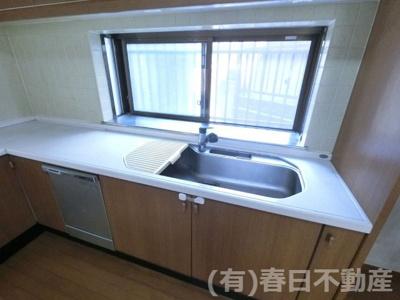 システムキッチン(窓有り)
