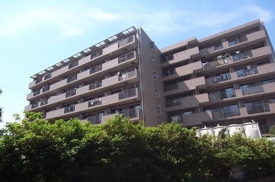 【外観】大倉山北パークホームズ弐番館