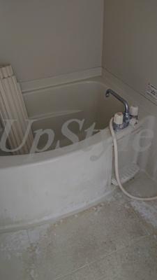 【浴室】クレール松が谷