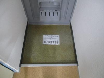 【玄関】コーポ恵