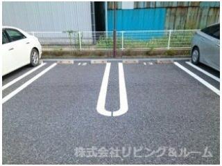 【駐車場】エクセランメゾン・B棟