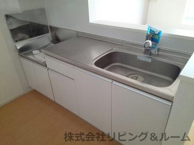 【キッチン】エクセランメゾン・B棟