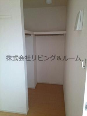 【収納】エクセランメゾン・B棟