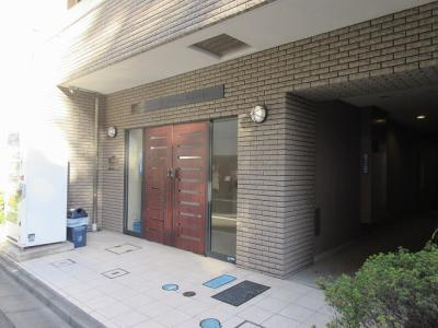 【エントランス】アヴィニティー銀座東