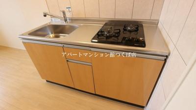 【キッチン】レヴァータ・パレ