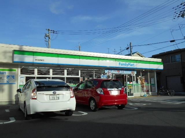 ファミリーマート堺中長尾町店 189m