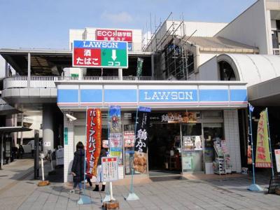 ローソンJR堺市駅前店 242m