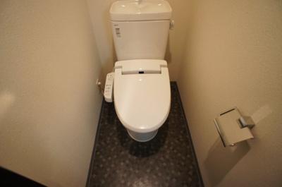 【トイレ】アスヴェル南森町