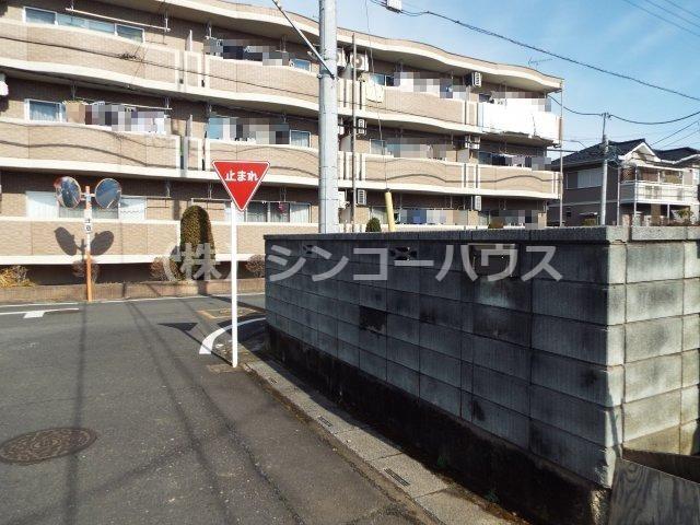 【外観】久喜市吉羽一丁目 売地
