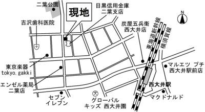 【地図】セレーナ