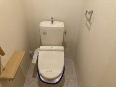 【トイレ】Ecrarge長尾