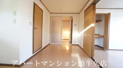 【トイレ】霞台ハイツA
