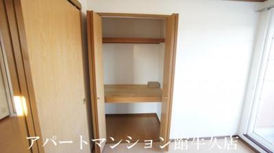 【洋室】霞台ハイツA