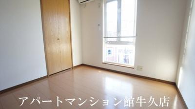 【玄関】霞台ハイツA