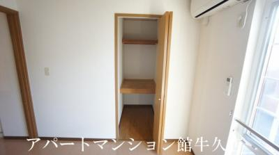 【セキュリティ】霞台ハイツA