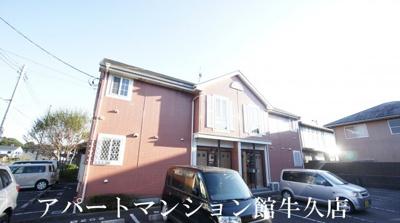 【外観】霞台ハイツA