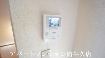 【設備】霞台ハイツA
