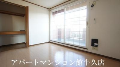 【居間・リビング】霞台ハイツA