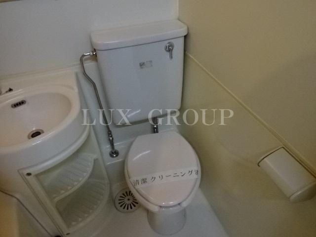 【浴室】パークハイツ中島Ⅱ