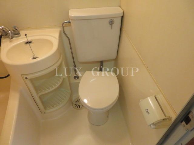 【トイレ】グランドール小林