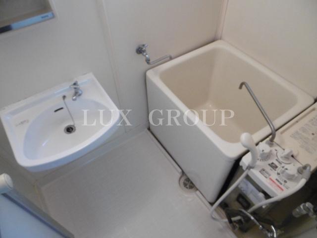 【浴室】グリーンハイツコバクラ