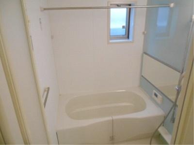 【浴室】メゾン・ド・ココア