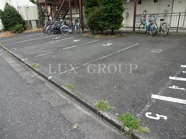 【駐車場】パークハイツ中島Ⅱ