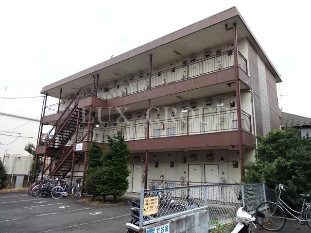 【外観】パークハイツ中島Ⅱ