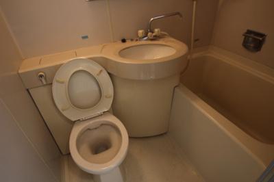 【浴室】エクサハイツ元住吉