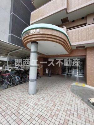【エントランス】ダイアパレス東大阪荒本ステーションスクエア