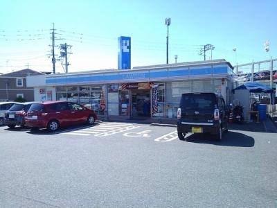 ローソン久留米東合川六丁目店まで600m
